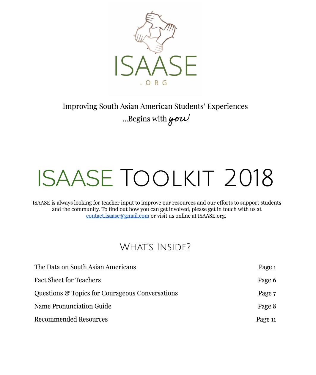 ISAASE Toolkit